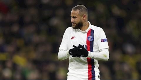 Tiền đạo Neymar từ chối ký hợp đồng mới với PSG hình ảnh