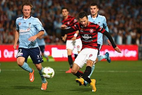 Western Sydney vs Sydney FC 15h30 ngày 213 VĐQG Australia 201920 hình ảnh