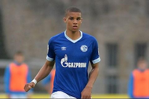 Liverpool tăm tia Malick Thiaw thuộc biên chế Schalke hình ảnh