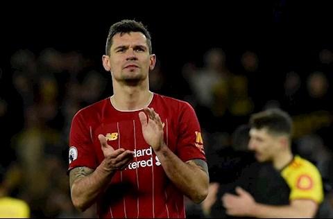 Lazio tham gia cuộc đua giành Dejan Lovren của Liverpool hình ảnh