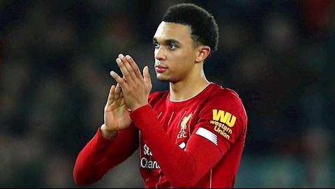 Alexander-Arnold muốn gắn bó với Liverpool trọn sự nghiệp hình ảnh