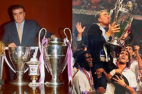 Lorenzo Sanz: Người đàn ông phục hưng Real Madrid trên đấu trường Châu Âu