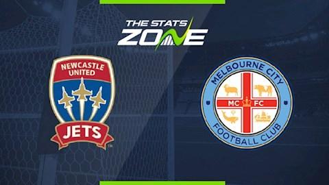 Newcastle Jets vs Melbourne City 15h30 ngày 233 VĐQG Australia 201920 hình ảnh