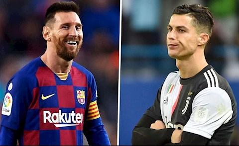 Đội hình 5 người trong mơ của Lionel Messi Không Ronaldo hình ảnh