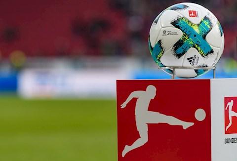 Bundesliga khởi động lại là niềm vui của thế giới bóng đá! hình ảnh