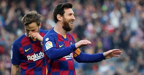 Tiền đạo Messi từ chối giảm lương vì Covid-19 hình ảnh
