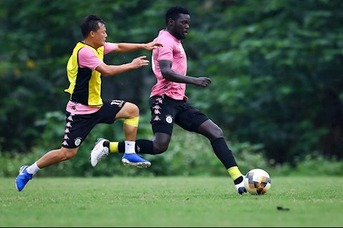 Moses Thanh Luong Ha Noi FC
