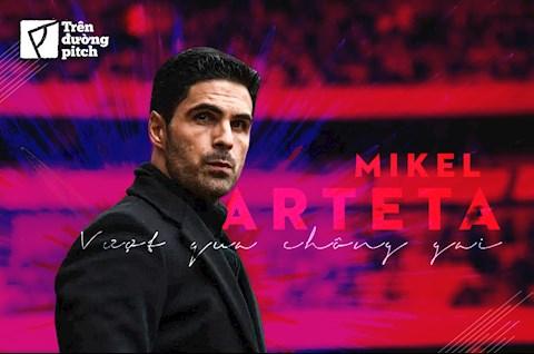 Mikel Arteta: Trên hành trình vượt qua những chông gai