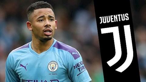 Tiền đạo Gabriel Jesus có thể rời Man City ở Hè 2020 hình ảnh