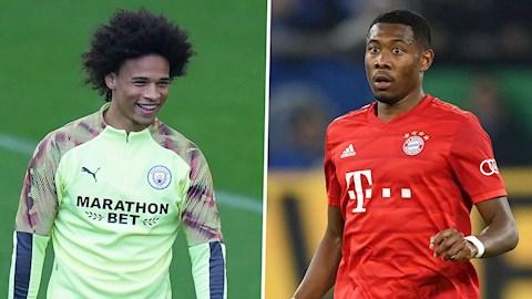 Man City để Leroy Sane tới Bayern Munich với 1 điều kiện hình ảnh