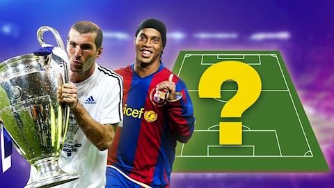 VIDEO: Đội hình siêu khủng với những cái tên vô địch World Cup và Champions League