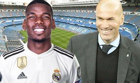 Điểm tin bóng đá tối 263 Real Madrid chốt số tiền mua Pogba hình ảnh