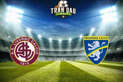 Livorno vs Frosinone 3h00 ngày 43 Hạng 2 Italia 201920 hình ảnh