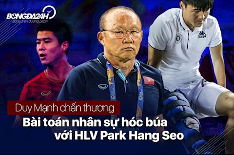 Duy Manh chan thuong