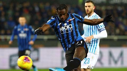 Inter Milan muốn mua Duvan Zapata của Atalanta hình ảnh