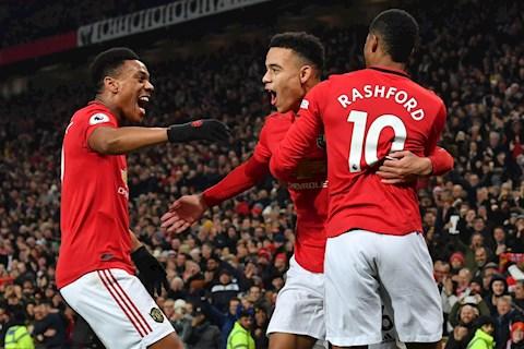 Bộ ba của Man United hay nhất nhì Premier League hình ảnh