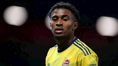 Nelson là tương lai ở hành lang phải Arsenal hình ảnh