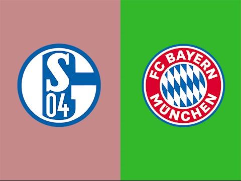Schalke vs Bayern Munich 2h45 ngày 43 Cúp quốc gia Đức hình ảnh