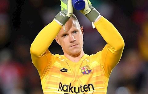 Ter Stegen tiết lộ đáng chú ý về việc gia hạn hợp đồng với Barca hình ảnh