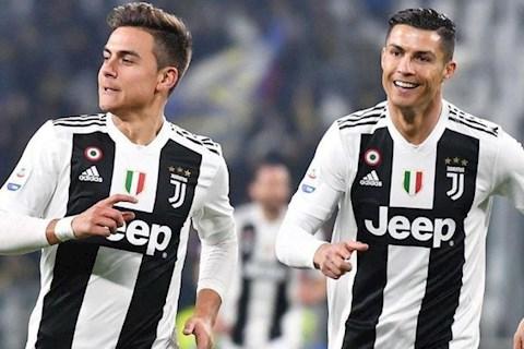 Ronaldo tuồn tin Dybala nguy kịch vì Covid-19 hình ảnh