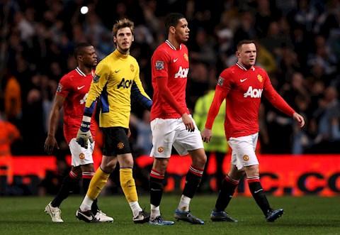 Tiền đạo Wayne Rooney nói về thủ môn De Gea hình ảnh