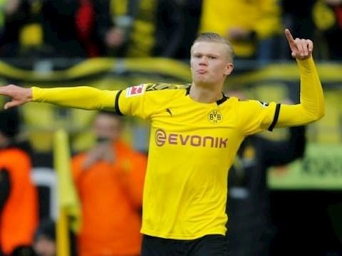 Cha Haaland tiet lo ly do con trai toi Dortmund