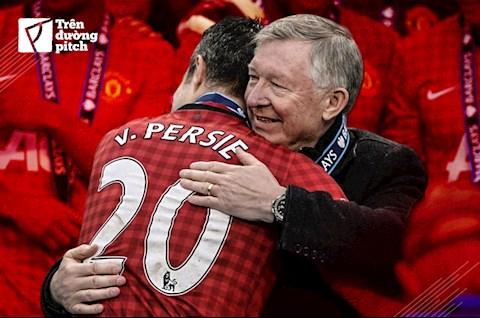 """Robin van Persie: """"Tôi đến Manchester United vì Sir Alex Ferguson"""""""