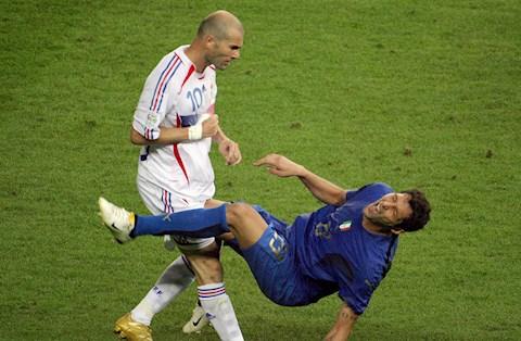 Xem lại Italia vs Pháp - Video kết quả chung kết WC 2006 hình ảnh