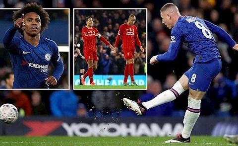 5 điểm nhấn trong ngày Chelsea 2-0 Liverpool ở FA Cup hình ảnh