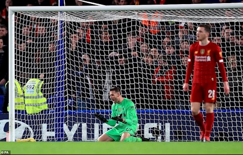 Fan MU mừng rỡ khi Liverpool thua Chelsea hình ảnh
