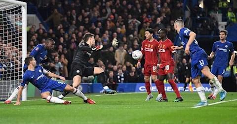 Kết quả Chelsea vs Liverpool Màn trình diễn tệ hại của The Kop hình ảnh