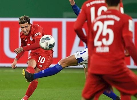 Schalke 0-1 Bayern Munich Thắng hú vía, Hùm xám vào bán kết cúp quốc gia Đức hình ảnh 3