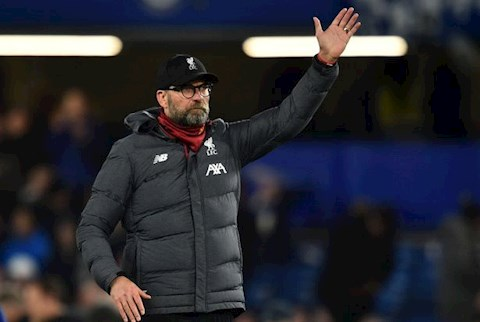 Klopp bảo vệ đội hình Liverpool trong trận thua Chelsea hình ảnh 2
