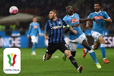 Lịch thi đấu bóng đá hôm nay 532020 Napoli vs Inter Milan hình ảnh