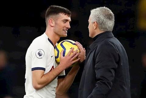 Jose Mourinho muốn sao Tottenham học tập 'trai hư' McTominay hình ảnh