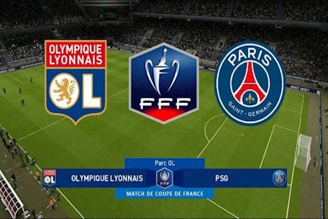 Lyon vs PSG 3h10 ngày 53 cúp quốc gia Pháp 201920 hình ảnh