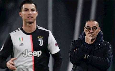Sarri Không có ai trên thế giới thay thế được Cristiano Ronaldo hình ảnh