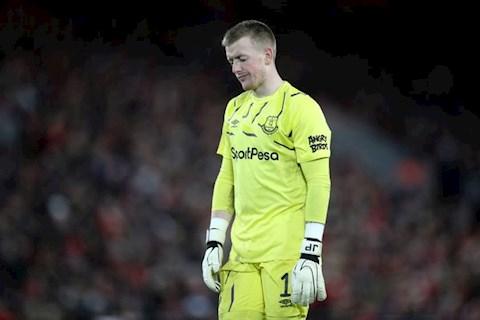 Thủ môn số 1 của ĐT Anh chơi tệ, HLV Gareth Southgate nói gì hình ảnh