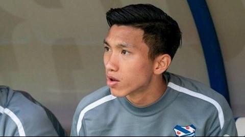 Van Bakel bày tỏ lo ngại cho Văn Hậu nếu trở về V-League hình ảnh