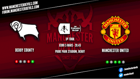 Nhan dinh Derby vs MU vong 5 FA Cup 2019/20