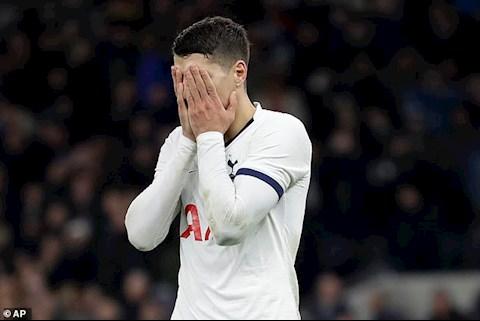 Vuon lan dan truoc nhung cuoi cung, Tottenham lai phai nhan that bai chung cuoc
