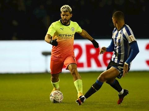 Điểm nhấn trận Sheffield Wed vs Man City vòng 5 FA Cup  hình ảnh