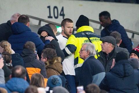 Jose Mourinho không muốn Tottenham trừng phạt cầu thủ 'côn đồ' hình ảnh