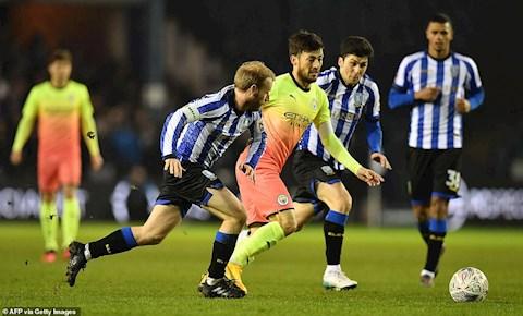 Sheff Wed 0-1 Man City Bàn duy nhất của Aguero đưa Man xanh vào tứ kết FA Cup hình ảnh 2