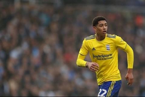 Dortmund ký hợp đồng với Jude Bellingham của Birmingham  hình ảnh