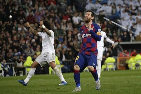 Thống kê Barca phụ thuộc quá nhiều vào Messi hình ảnh