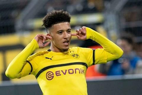 Dortmund bán Sancho cho MU với 1 điều kiện hình ảnh
