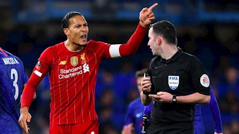 Van Dijk Nói Liverpool chỉ vô địch NHA là quá tiêu cực hình ảnh
