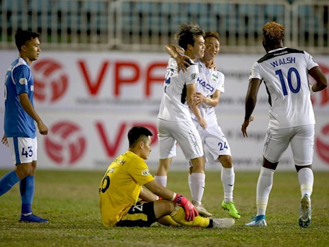HAGL 1-0 Than Quang Ninh