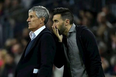 Gerard Pique bảo vệ trợ lý HLV giận quá mất khôn của Barca hình ảnh